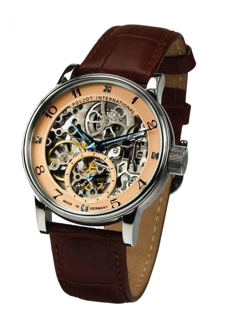 Poljot Watches - Tourbillon - Automatic Watch - Russian watch - automatik uhren - poljot international