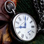 Peterhof Pocket Watch