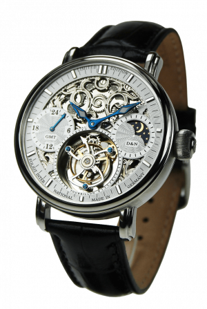 Tourbillon Skeleton
