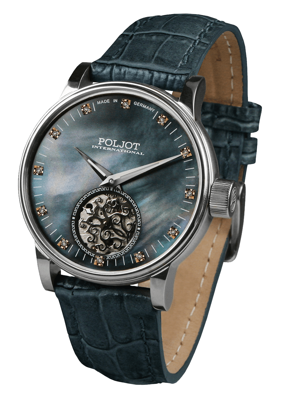 Poljot Watches - Tourbillon - Automatic Watch - Russian watch - automatik uhren - poljot international