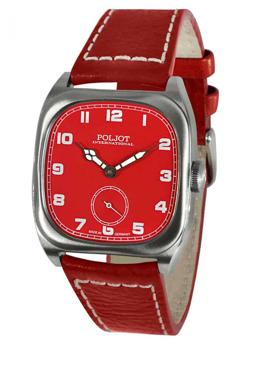 bolshoi vintage red